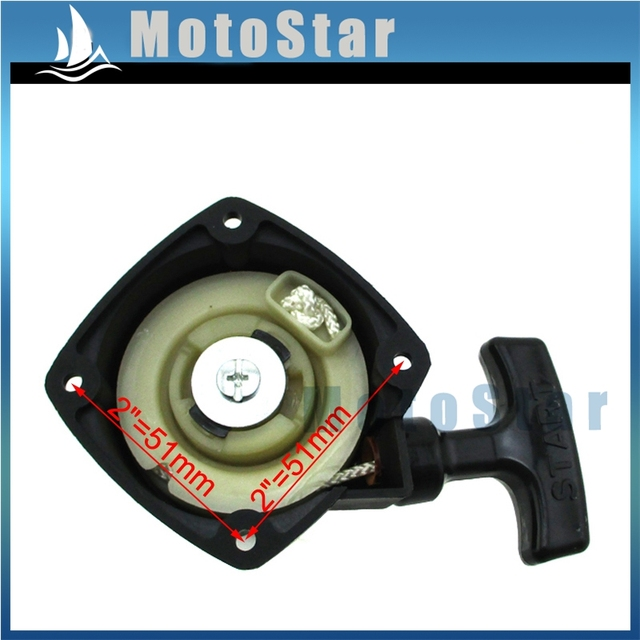 US $11 63 30% OFF Pull Starter Recoil For 23cc Zenoah G23LH Engine Goped  Sport Bigfoot Liquimaticr-in Sprockets from Automobiles & Motorcycles on