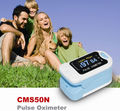 2016 New hot OLED Fingertip oxymeter spo2,PR monitor Blood Oxygen Pulse oximeter,CMS50N