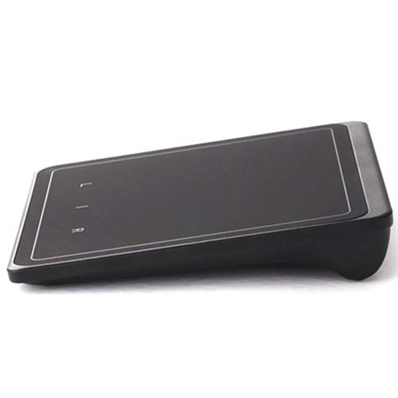 TOP 2.4G Wireless Touchpad K5923 Multi 5 Points Mouse For Laptop Ultrabook Magic Trackpad Desktop With User's Guide