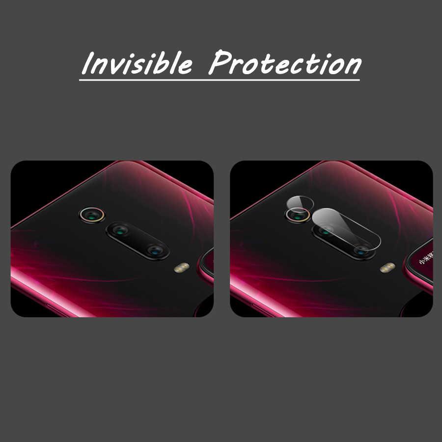 Lentille de caméra arrière en verre trempé pour Xiao mi mi 9 T Pro rouge mi Note 7 S 7 Pro rouge mi K20 Pro rouge mi 7A Y3 Go Film de protection d'écran