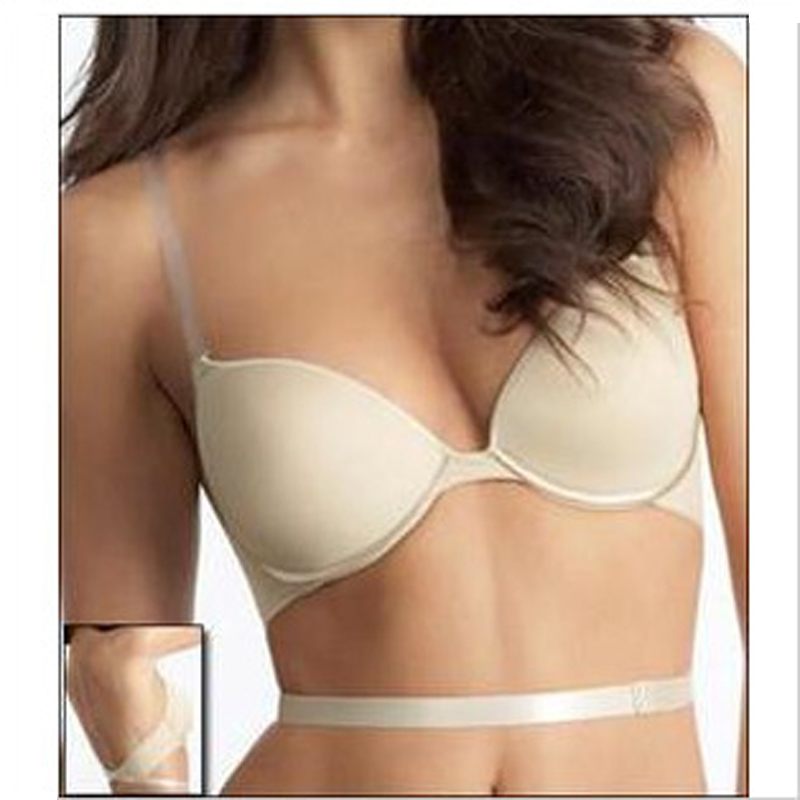af461e5a58 3Pcs Women Low Back Bra Strap Converter Sexy Bra Belt Invisible Adjustable  Underwear Back Backless Bra Extender Accessories-in intimates  accessories  from ...