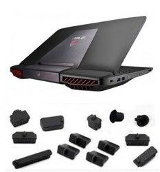 Laptop Silicon Cổng Cắm Dành Cho Asus G751 G751JY G751JL G751JT G751JM G750 G750J G750JH G750JW G750JZ G750JS G75 G75VX g75VW