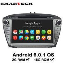 Autoradio 2 Din 8 Inch Android 6 Car DVD For Hyunda IX35 Tucson 2009-2015 Car Radio RDS Audio Video Player GPS Navigation 2G RAM