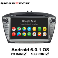 Autoradio 2 Din 8 Inch Android 6 Car DVD For Hyunda IX35 Tucson 2009 2015 Car