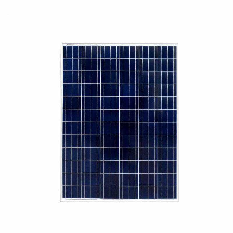 Polycrystalline Solar Panel 24 V 200 W 4 Pcs Tata Surya untuk Rumah 800 W Watt Solar Charger Baterai Caravan mobil Camp RV
