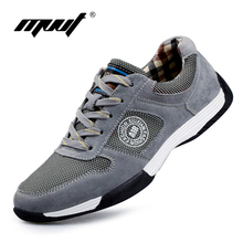2017 Spring new style comfortable casual shoes men flats pig leather men shoes breathable mesh walking shoes superstar Shoes