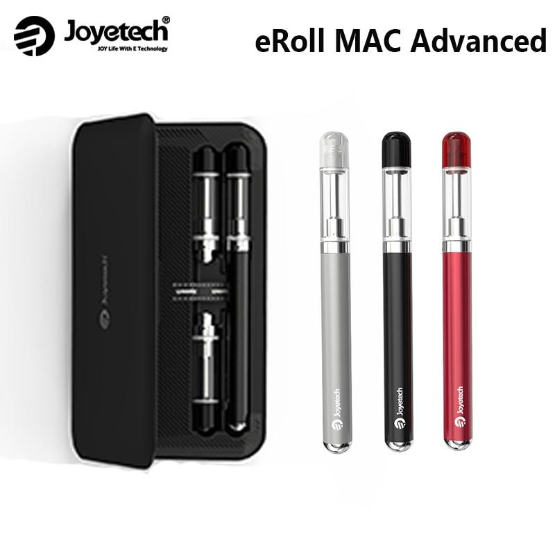 Orignal Joyetech eRoll MACs Advanced Kit 0 55ml Cartridge 180mAh Built in Battery with 2000mAh PCC