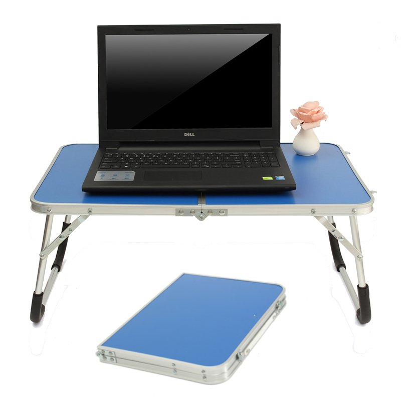 Portable Laptop Desk Table Stand Holder Adjule Folding Lapdesk Bed Sofa Tray Notebook Computer Camping For Outing In Lapdesks From