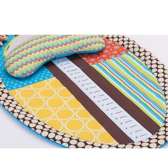 Newborn Early Education Toys Baby Game Blanket Carpet Infant Activity Gym Sleeping Crawling Mats Waterproof Urinal Pad | Happy Baby Mama