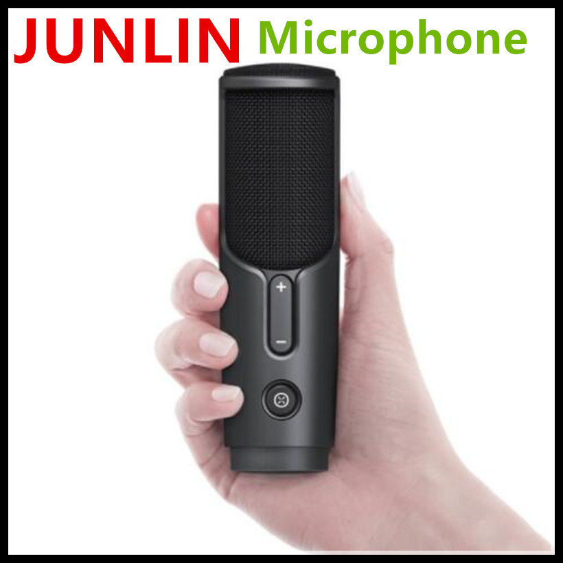Audacious New Original Xiaomi Mijia Junlin Digital Microphone Hd Noise Reduction Real-time Ear Return Professional Hifi Widely Compatible To Win Warm Praise From Customers