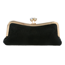 Women Mixed Color Soft Rhinestones Clutch (10 colors)