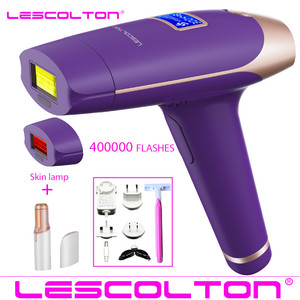 Image 5 - 2020 Nieuwe Lescolton 6in1 5in1 4in1 IPL Epilator Permanente Laser Ontharing T009i 1600000 Pulsen depilador een laser Photoepilator
