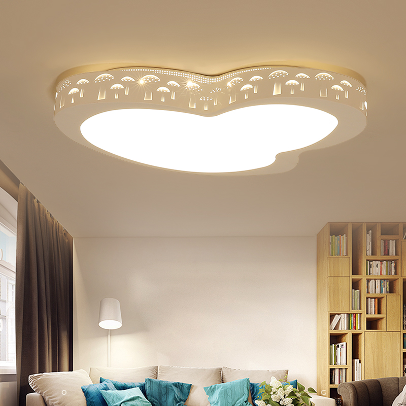 Modern Ceiling Lights Lampen Kristal Design Living Kitchen Light Fixtures Luminaire Deckenleuchten Acrylic Bedroom Lamp
