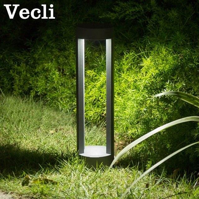 Nordic Outdoor Engineering Lighting Waterproof Lawn Lamp Led Modern Minimalist Landscape Light Villa Garden Floor Fixtures