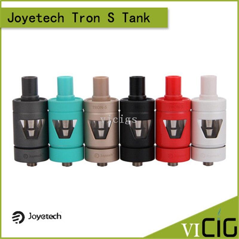 100 Original Joyetech TRON S with Side E juice Viewing Design 4ml Large Capacity Tron S