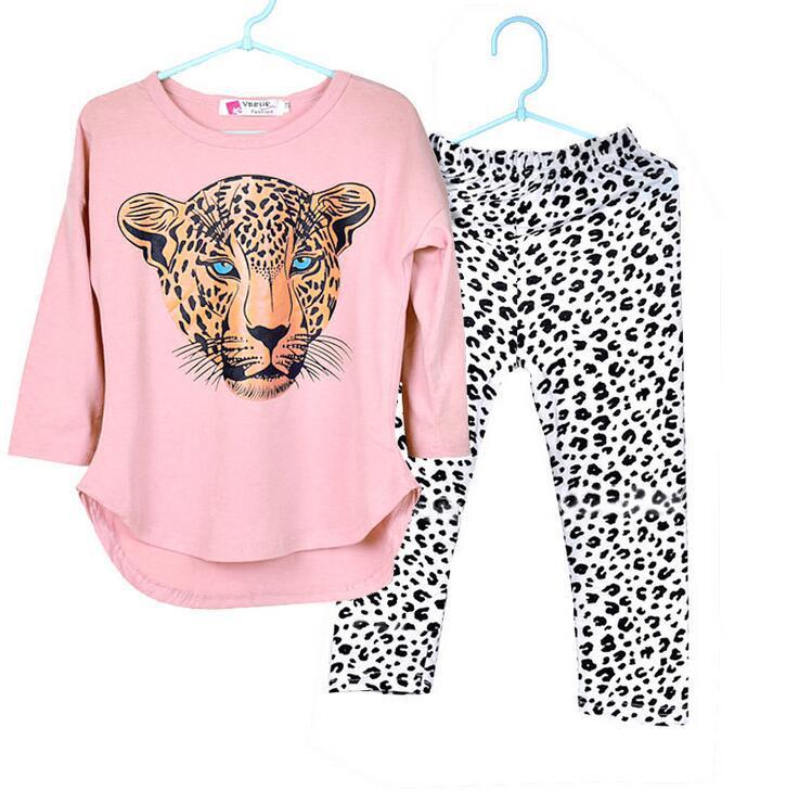 Neue Mädchen Kleidung Kinder Kleidung Sets Baby Mädchen Mode - Kinderkleidung - Foto 5