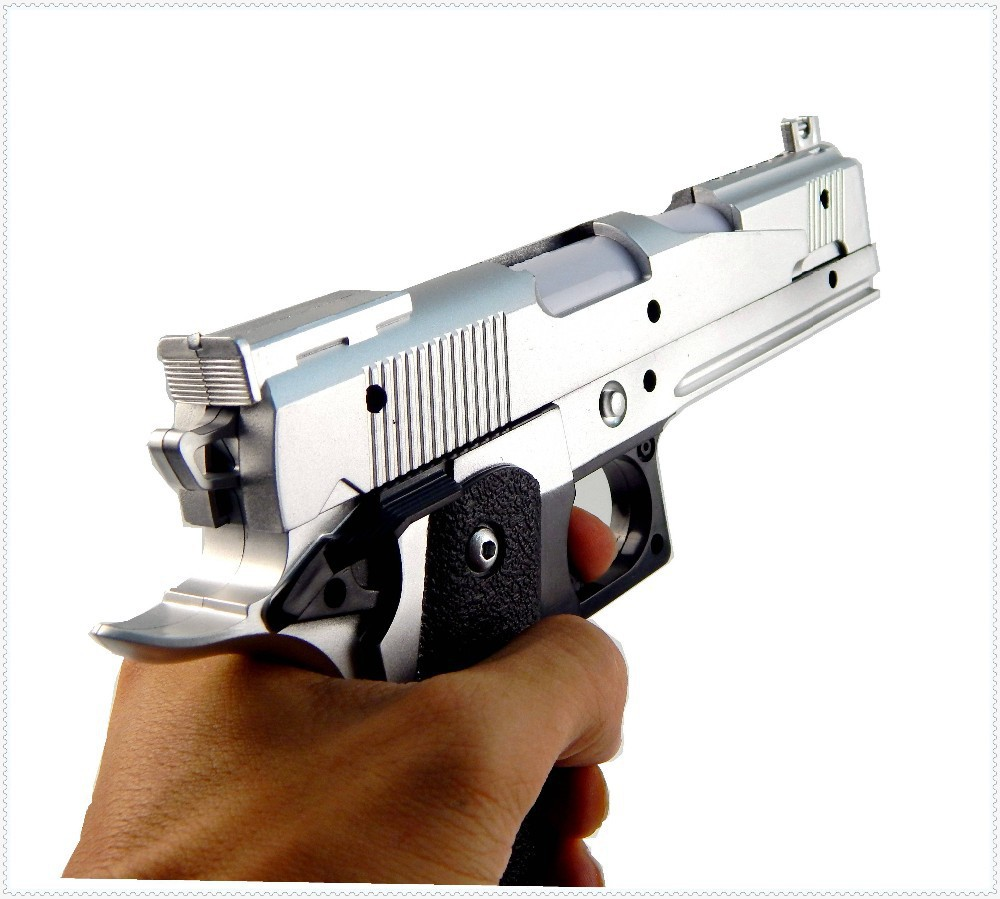 2015 Direct Selling New Mini Nerf Guns Pneumatic Gun Desert Eagle Toy Gun  Military Simulation sound Toy Children Model Edition-in Toy Guns from Toys  ...