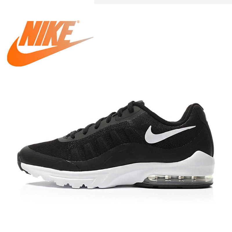 new product de5e8 3e7f3 Original Authentic NIKE Air Max Invigor Men s Breathable Running Shoes  Sports Sneakers Comfortable Outdoor Jogging Athletic