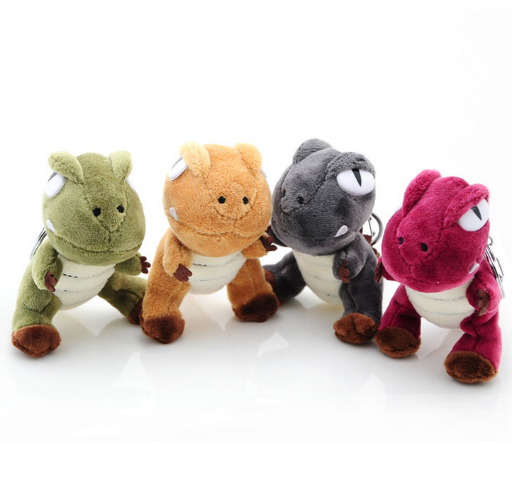 Mix Colors Dinosaur Plush Stuffed TOY Kid Children Gift TOY Key chain Plush DOLL Wedding Gift TOY Bouquet TOY DOLL doll toy silvertoy poodle dog pictures - AliExpress