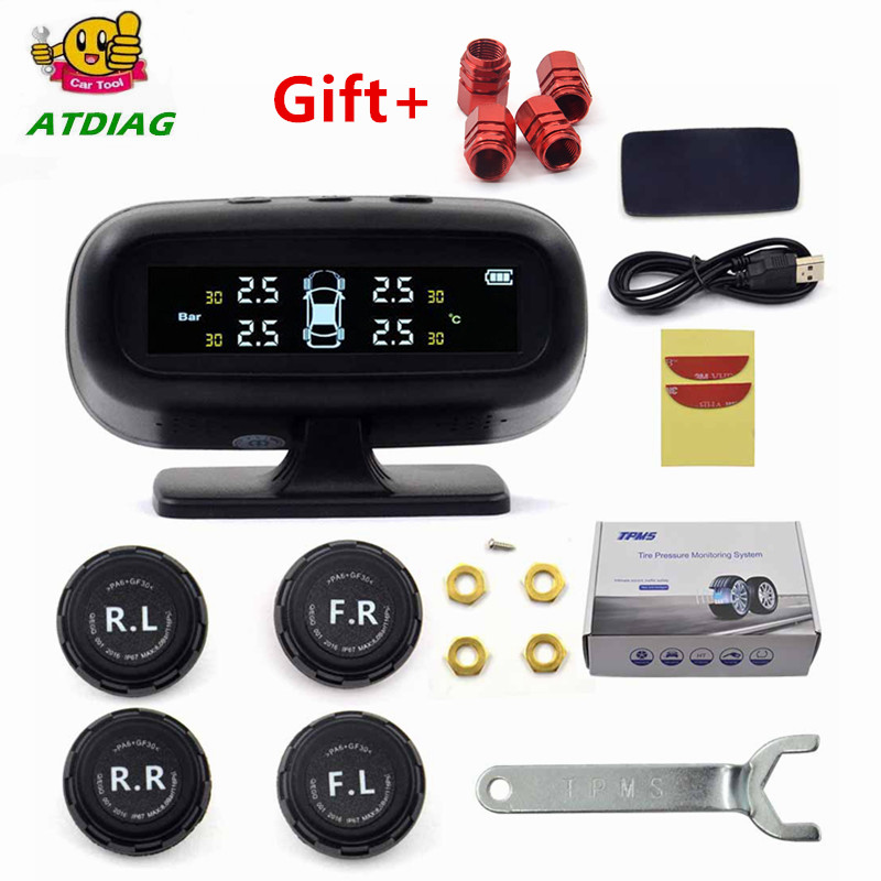ATDIAG Car Brake Fluid Tester Diagnostic Tools 5 Leds Brake Fluid Testing Post