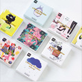 50 pcs/lot DIY Cute Kawaii Cat PET Sticker Lovely Totoro Paper Sticky For Home Decoration Scrapbooking Diary Free Shipping 3474