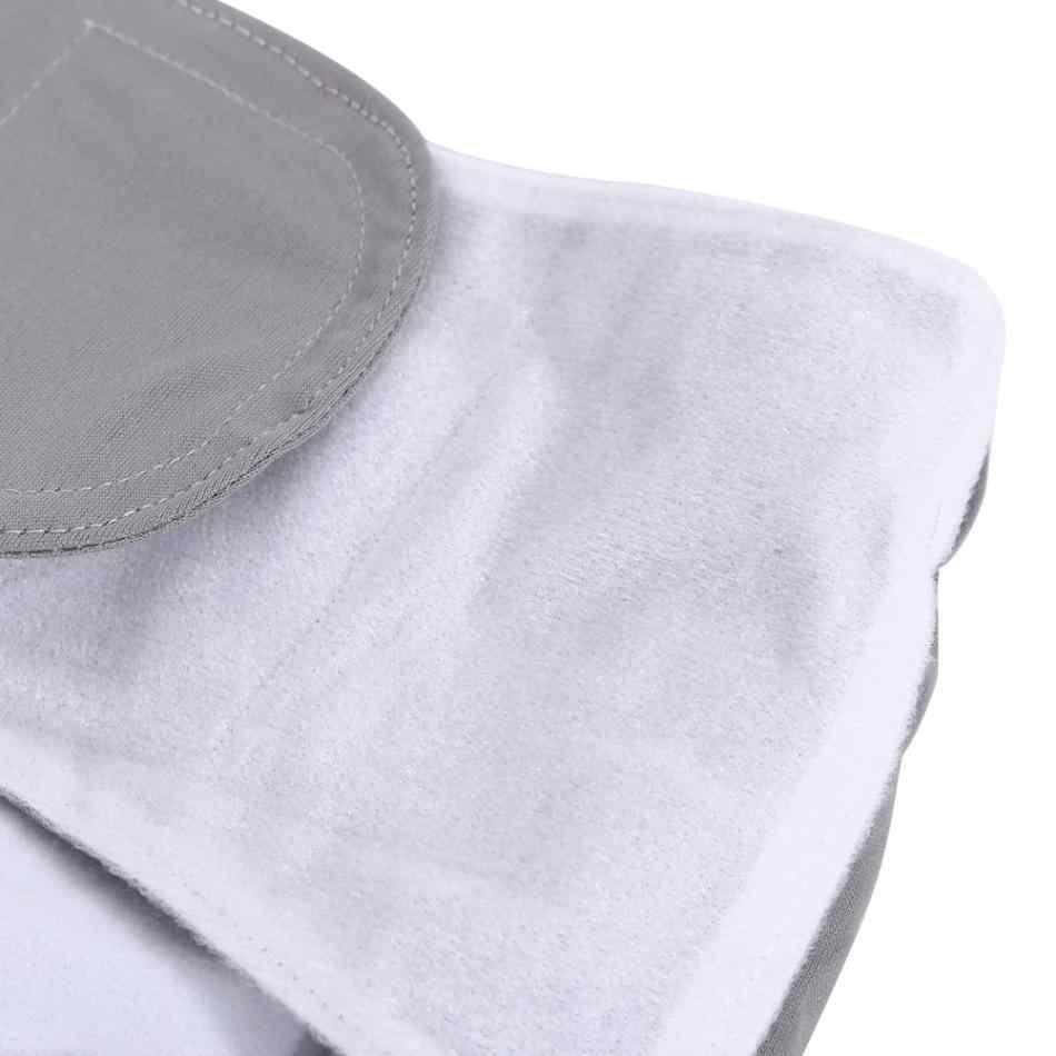Большой многоразовый взрослый подгузник Регулируемая одежда подгузник Нижнее белье моющийся подгузник недержание недержания подгузник вставки для подгузника брюки