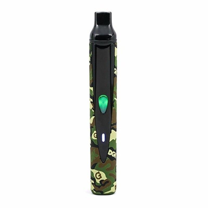 10pieces lot Snoop Dogg Herbal Dry Herb Vaporizer Travel Kit Kits G pen DGK Atomizer E