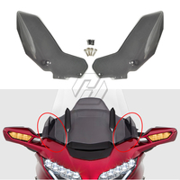 Motorcycle Side Windshield Wind Deflector Fairing Case for Honda Goldwing GL1800 Gold Wing GL 1800 2018 2019