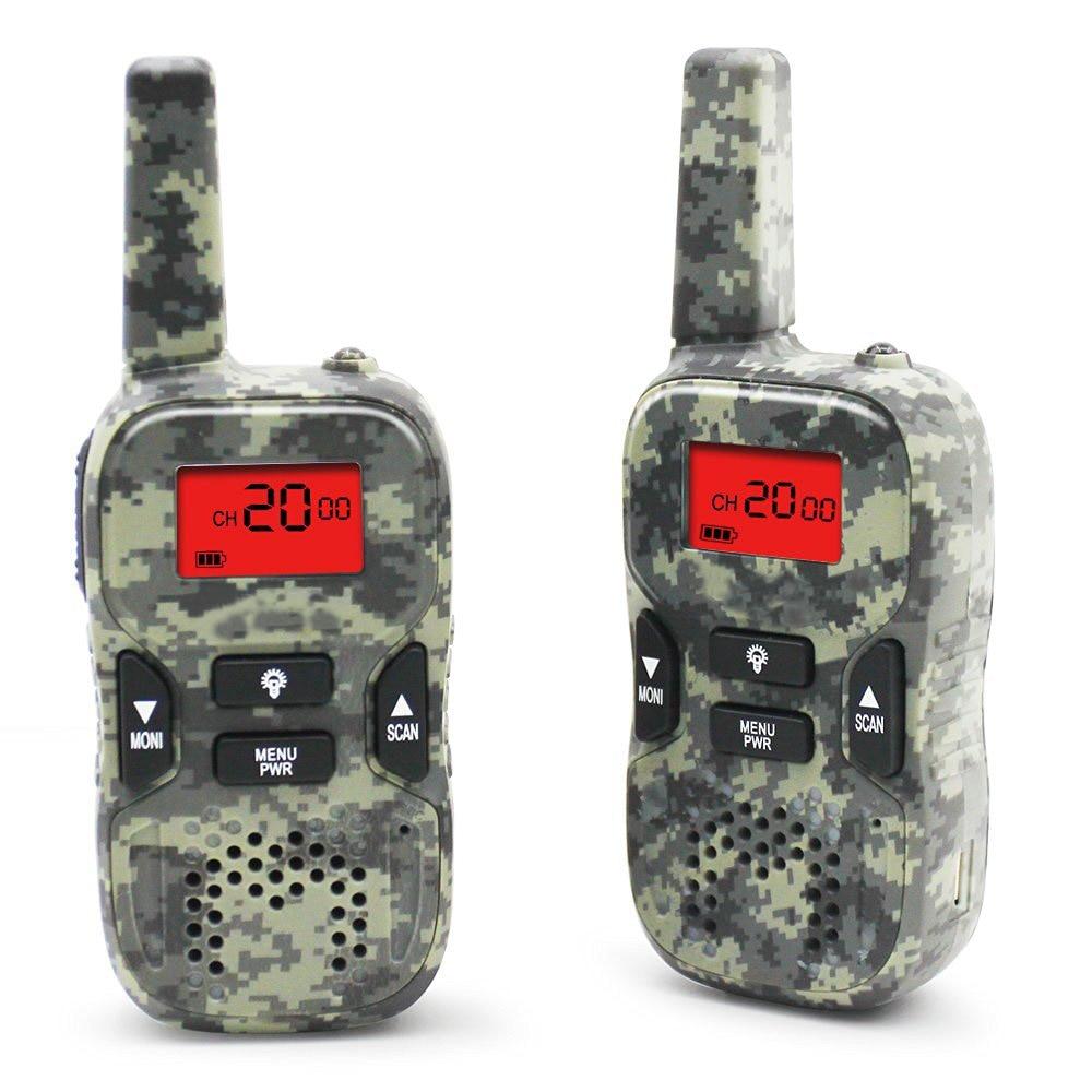 2pcs r8 mini handheld walkie talkie radio criancas 0 5w pmr frs frequencia uhf portatil radio