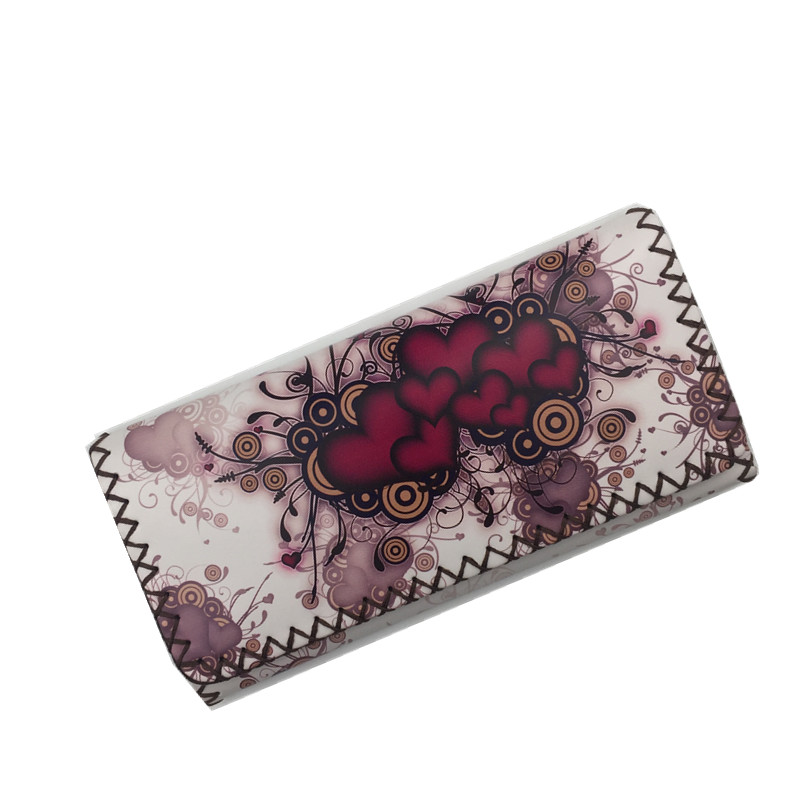 Purse Printing designer Clutches Phone coins Card Holder Female Money Bag 2017 Lady Clutch Carteira Feminina long women wallets lykanefu fashion cross designer women wallets long women clutch purses ladies wallet purse female carteira feminina day clutches