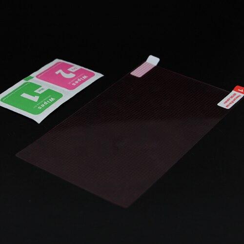 bilder für 100 teile/los für handy 7 zoll universal ultra thin hd löschen anti scratch-screen schutzfolie film