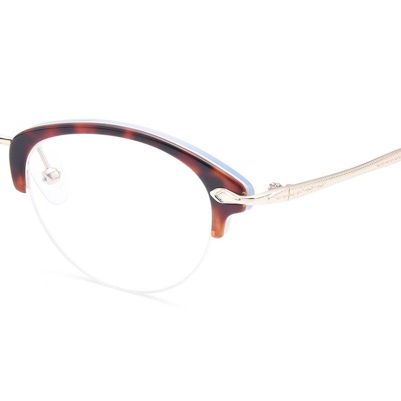 Gmei óptico t9107 moda browline óptica gafas Marcos para hombres y ...