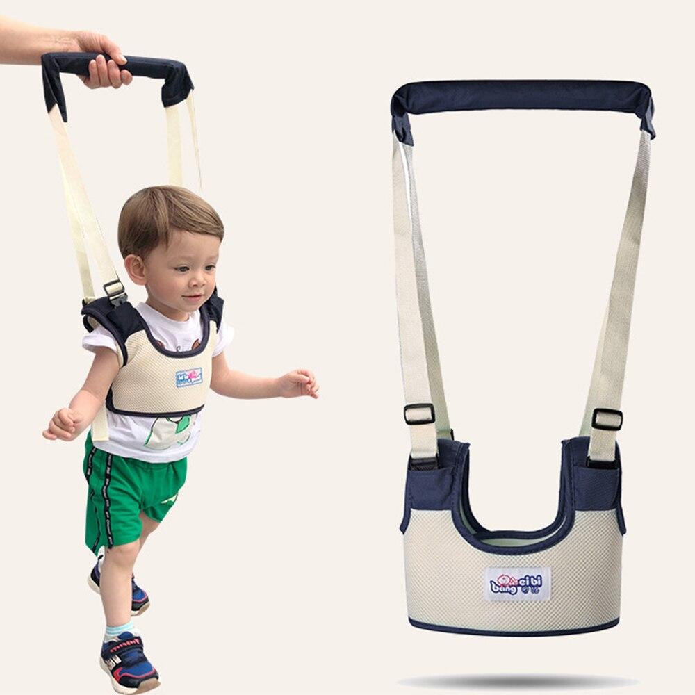 Baby Infant Walker Kids Toddler Harness Assistant Backpack Leash For