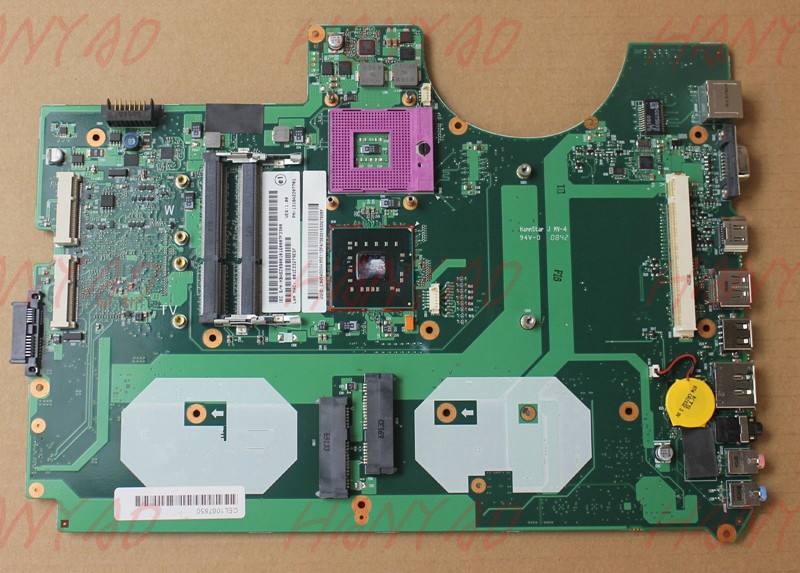 MBASZ0B001 6050A2207701-MB-A02 For ACER 8930g 8930 Laptop Motherboard PM45 DDR3 PGA 478 100% tested Price $120.00