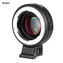 Viltrox Adaptador Reforço Velocidade Redutor Focal Da Lente Turbo w/Anel de Abertura para Nikon F Lens para Sony A7 A7R A7S A6300 A6000 NEX-7