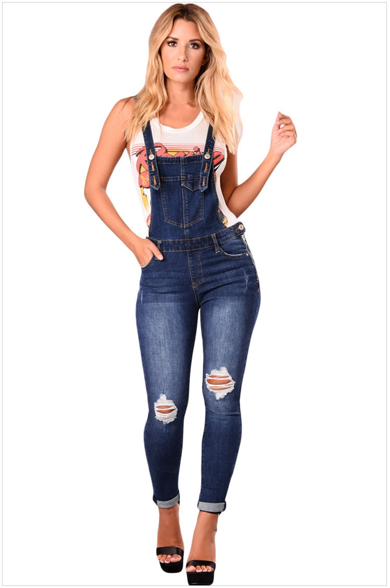 2018 New Arrival Sleeveless Jumpsuit Jeans Sexy Bodysuit Women Denim Overalls Rompers Girls Pants Jeans Ladies (27)
