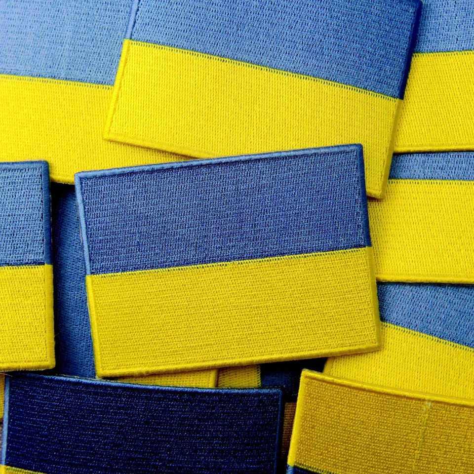 Embird Патчи аксессуары патчи для шляпы флаг Украины пришить патч для девочек рюкзаки патч
