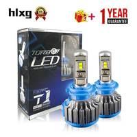 Super White C Ree Led H7 Canbus Bulb Headlight Kit 6000K 70W 12V Hi Lo Beam