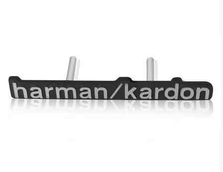Voiture style voiture audio décorer ajustement harman kardon pour BMW E46 E39 E60 E90 E36 F30 F10 X5 E53 E34 E30 Cooper Lada haut-parleur
