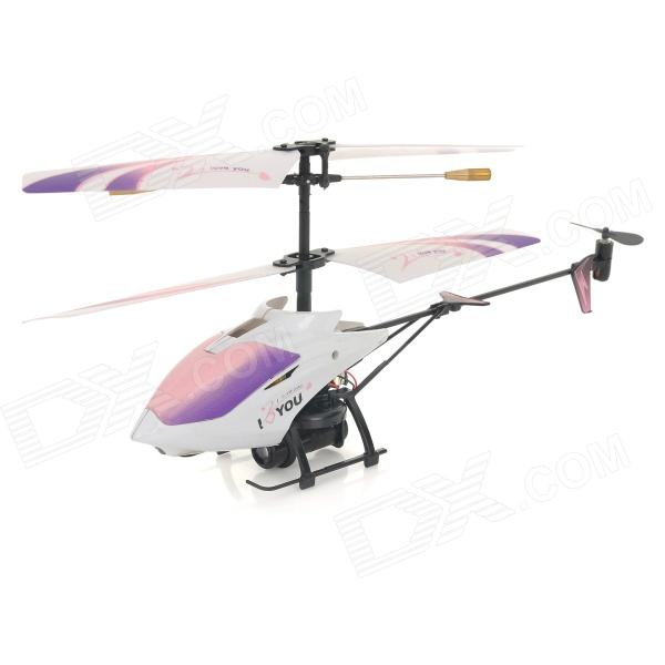 все цены на Free Shippping 2.4G 3.5 way remote control helicopter projection artifact factory 58021 rc toys for children as festival gift