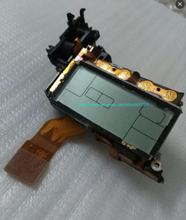 Free Shipping Small Top LCD Screen Display Assembly Shoulder Screen Unit Replacement For Canon 7D Repair Part