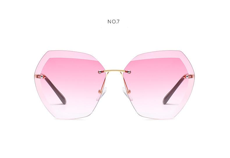 HTB1FdwlfBHH8KJjy0Fbq6AqlpXaj - Luxury Vintage Rimless Sunglasses Women Brand Designer Oversized Retro Female Sunglass Sun Glasses For Women Lady Sunglass 2018