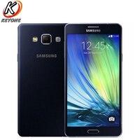 Оригинальный Samsung Galaxy A7 A7000 LTE мобильный телефон 5,5 2 ГБ Оперативная память 16 ГБ Встроенная память Восьмиядерный 13MP 1920x1080px 2600 мАч Android смартфон