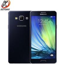 Оригинальный Samsung Galaxy A7 A7000 LTE мобильный телефон 5,5 «2 ГБ Оперативная память 16 ГБ Встроенная память Восьмиядерный 13MP 1920x1080px 2600 мАч Android-смартфон