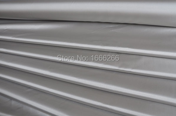 BLOCK EMF Nickel Copper Rfid Blocking Fabric For wallet ling / bag ling / shielding tent / shielding wall Fabric