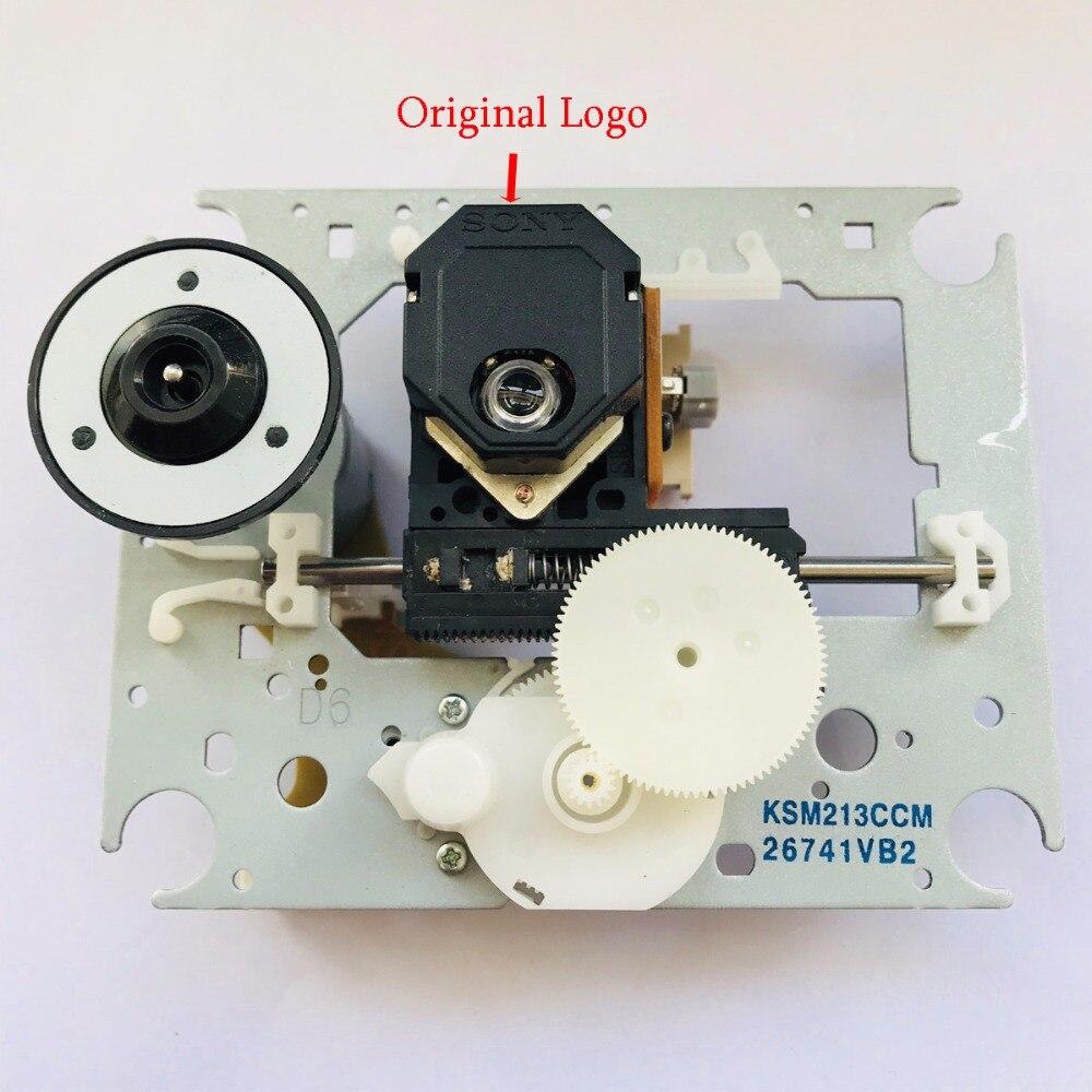 Original new KSM213CCM KSS-213C KSS213C Com mecanismo de KSM-213CCM de S-O-N-Y
