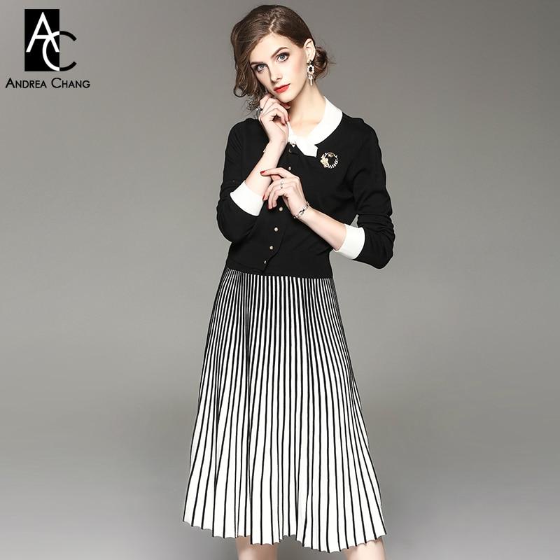 automne hiver femme tenue perles broche col arc noir rose chandail blanc bande veau longueur. Black Bedroom Furniture Sets. Home Design Ideas