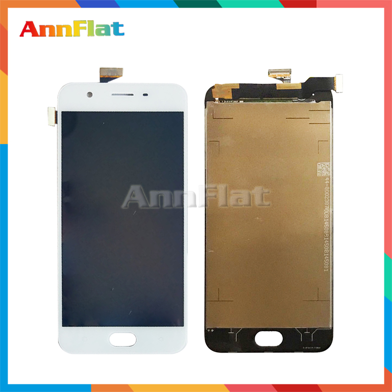 high quality 5.2'' For <font><b>Oppo</b></font> <font><b>A57</b></font> LCD <font><b>Display</b></font> Screen With Touch Screen Digitizer Assembly image