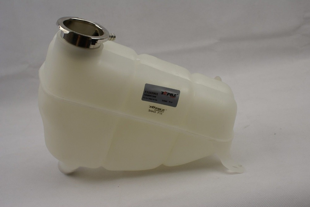Radiator Tank/Expansion Tank/Reservoir Tank With 1245001349 radiator coolant reservoir overflow expansion tank for mercedes benz