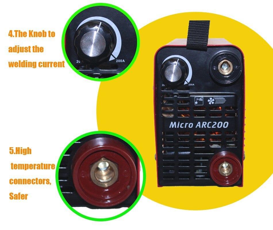apropriado 3.2mm eletrodo haste com acessório